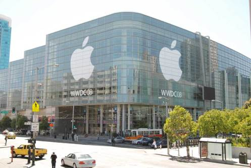 Moscone Center (San Fransisco, CA)  - Site of Apple's 2009 WWDC (World Wide Developers Conference)