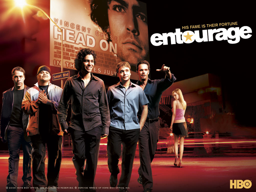 Entourage:Season 6, Episode 9: Security Briefs